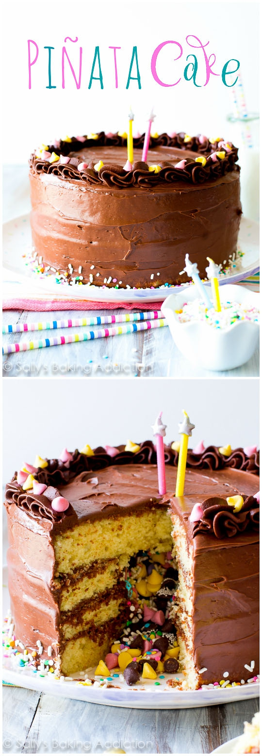 торт пината