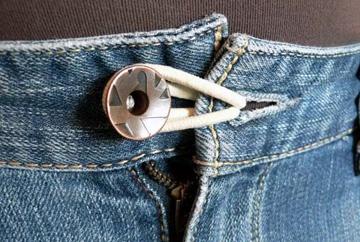 джинсы во время беременности