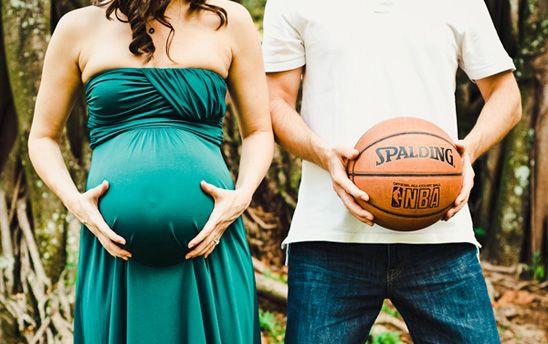 как понять беременную