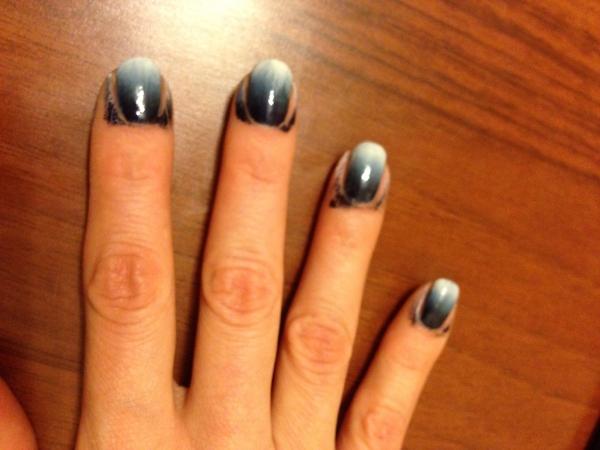 Как сделать так чтоб ногти быстро высохли