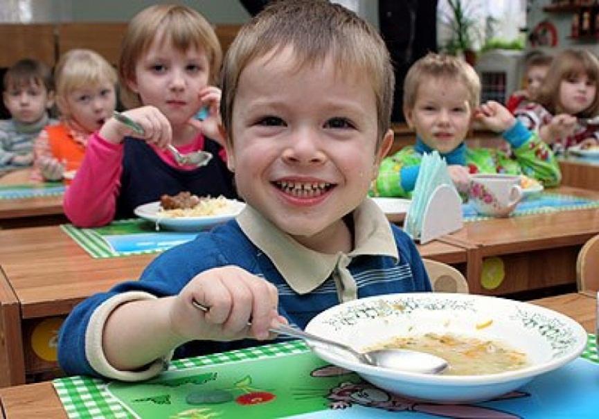 Питание детей в детских садах под строгим контролем
