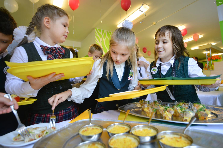 Новокузнецкие школьники будут питаться по-новому