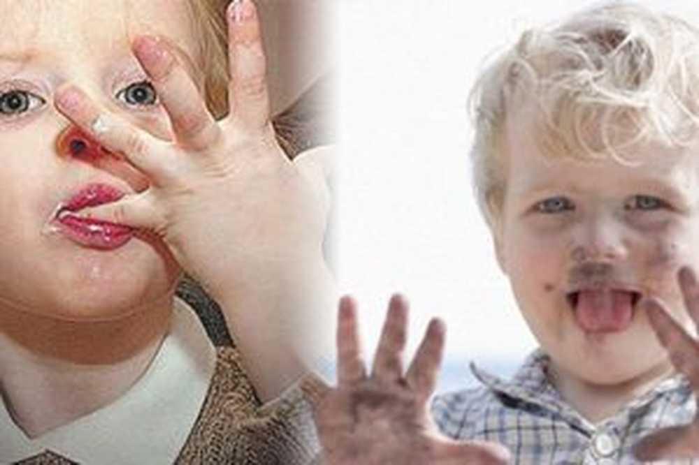 Появление глистов у ребенка: что делать в этой ситуации?